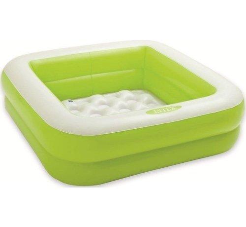 Intex Babyzwembad - Vierkant - Opblaasbaar