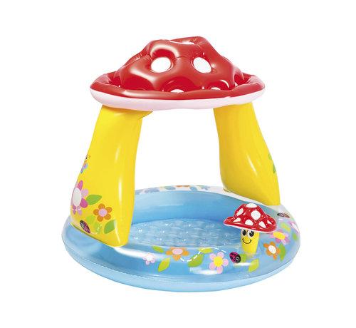 Intex Babyzwembad - Paddestoel