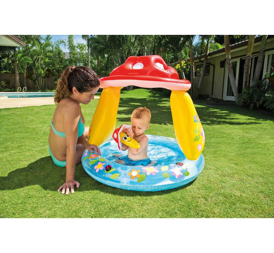 Babyzwembad - Paddestoel