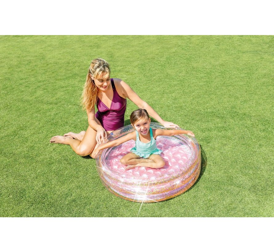 Baby zwembad - Glitter