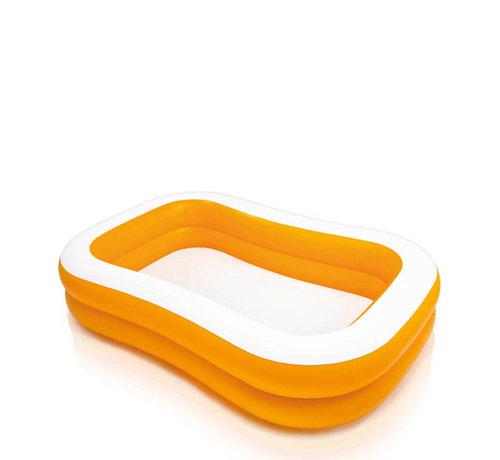 Intex Kinderzwembad - Opblaasbaar - Oranje