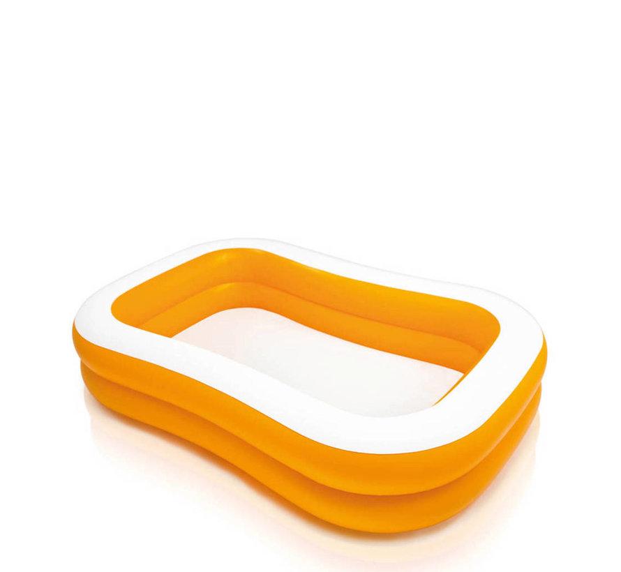 Kinderzwembad - Opblaasbaar - Oranje