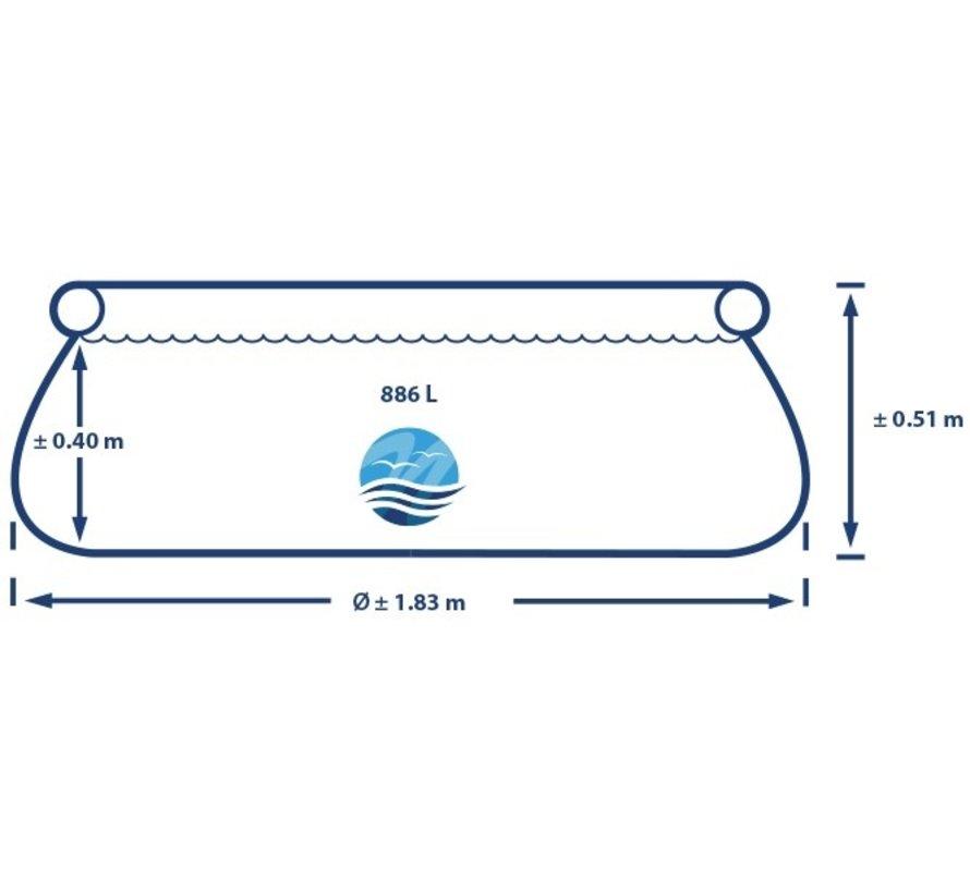 Intex Easy Set zwembad - 183 x 52 cm