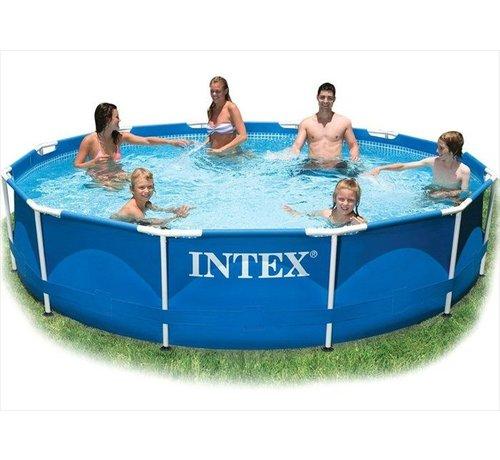 Intex Intex Metal Frame - Zwembad - 366 x 76 cm