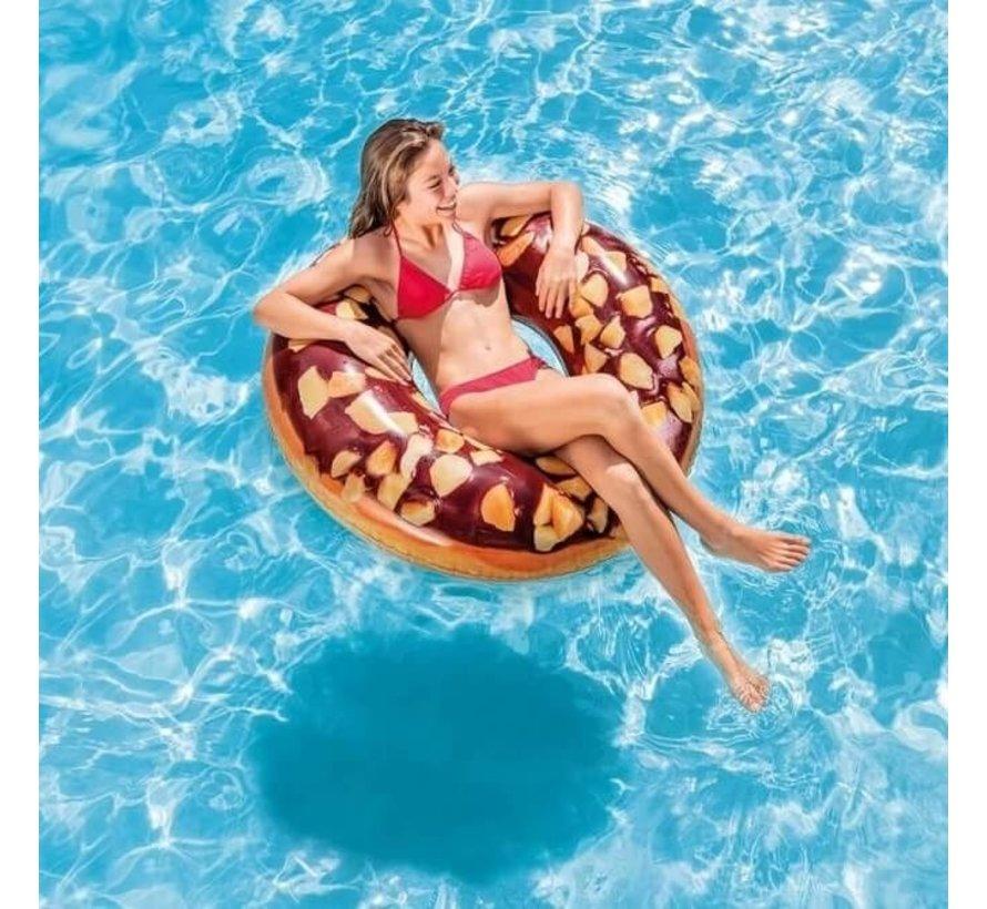 Zwemband - Chocolade Donut