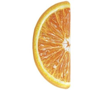 Intex Luchtbed - Sinaasappel