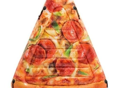 Intex Luchtbed - Pizza
