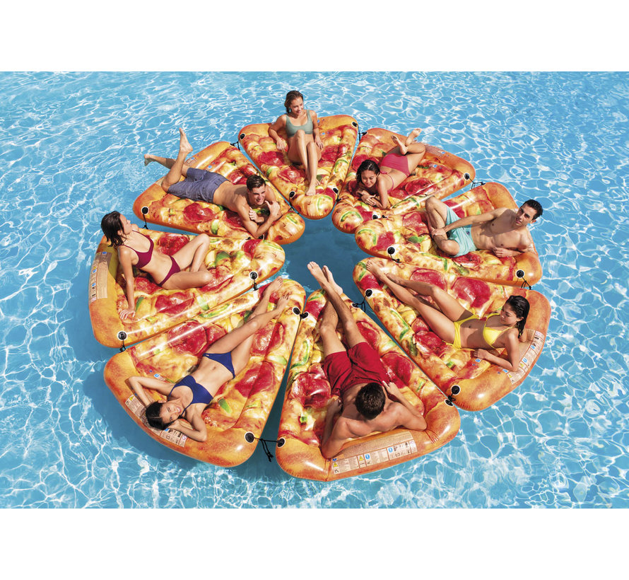 Luchtbed - Pizza