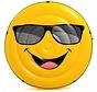 Luchtbed - Mega Smiley