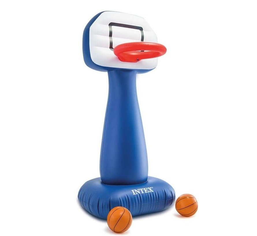 Opblaasbare basketbalring