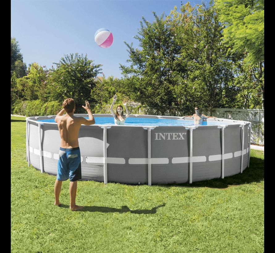Intex Zwembad - Prism Frame - 366 x 76 cm