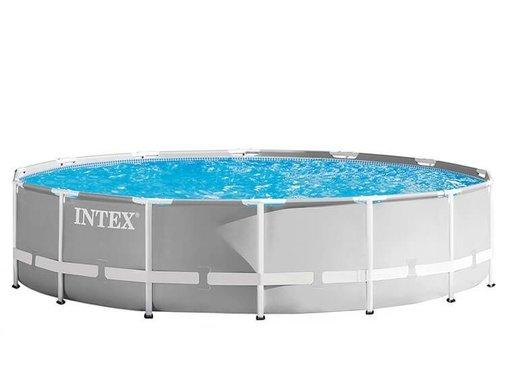 Intex Intex Zwembad - Prism Frame - 427 x 107 cm
