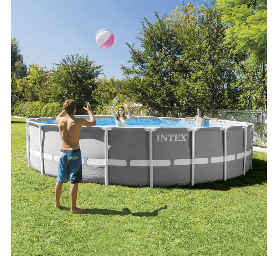 Intex Zwembad - Prism Frame - 427 x 107 cm