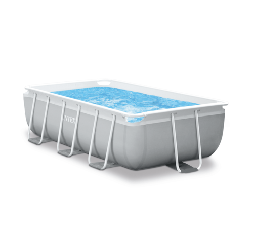 Intex Intex Zwembad - Prism Oval - 503 x 274 x 122 cm