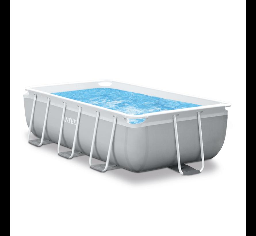 Intex Zwembad - Prism Oval - 503 x 274 x 122 cm