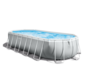 Intex Zwembad - Prism Oval - 610 x 305 x 122 cm