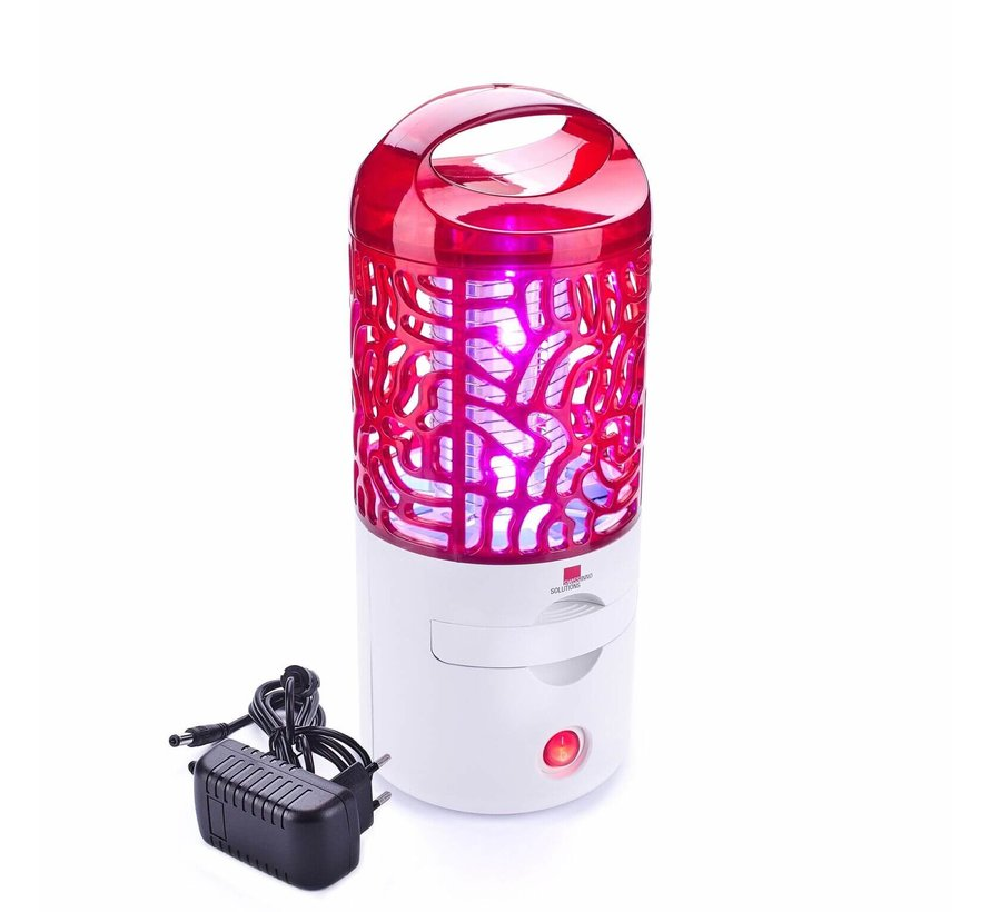 Mobiele insectenlamp - 4W - LED