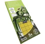 Swissinno Solutions Vliengenstrip - Plakstrip - 5 stuks