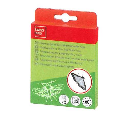 Swissinno Solutions Lokstof buxusmottenval - Natural Control