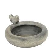 Meuwissen Agro Vogelbadje rond - Terracotta - ø 20 cm