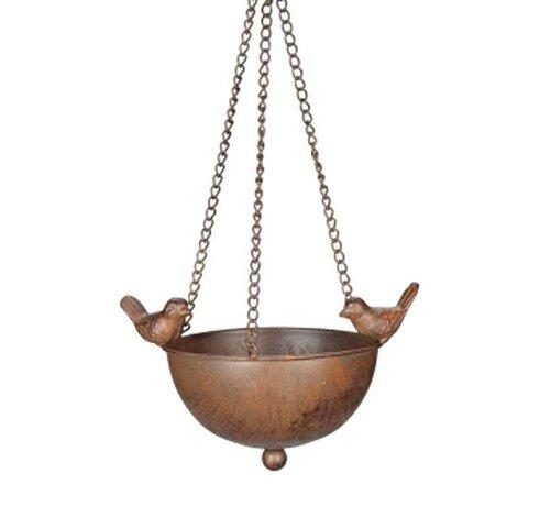 Meuwissen Agro Hangend vogelbadje - Metaal - ø 18 cm