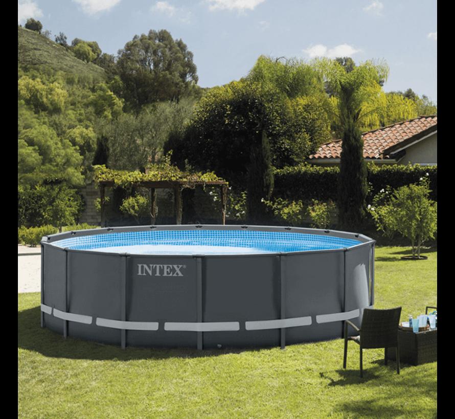 Intex Ultra XTR Frame zwembad - 488 x 122 cm