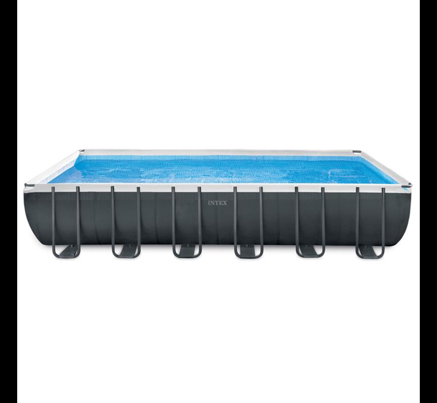 Intex Ultra XTR Frame zwembad - 732 x 366 x 132 cm