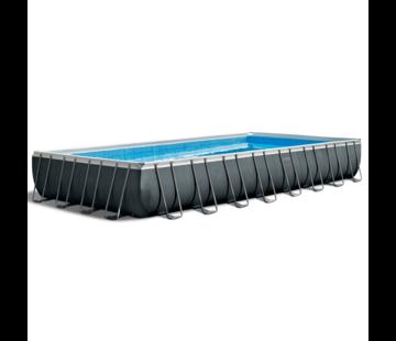 Intex Intex Ultra XTR Frame zwembad - 975 x 488 x 132 cm