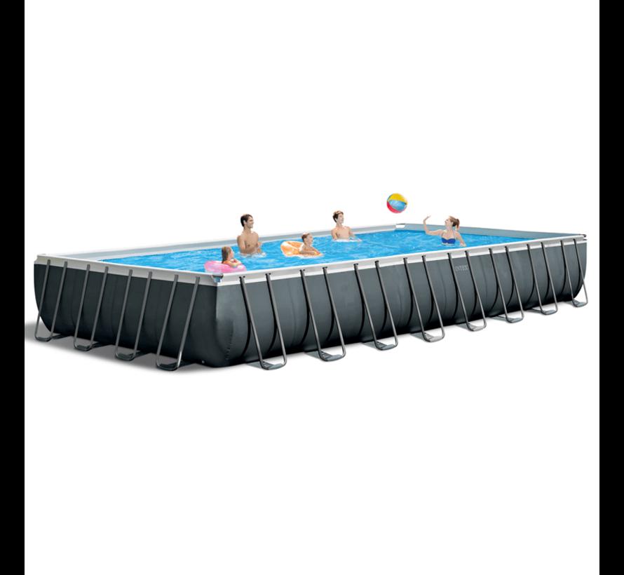 Intex Ultra XTR Frame zwembad - 975 x 488 x 132 cm