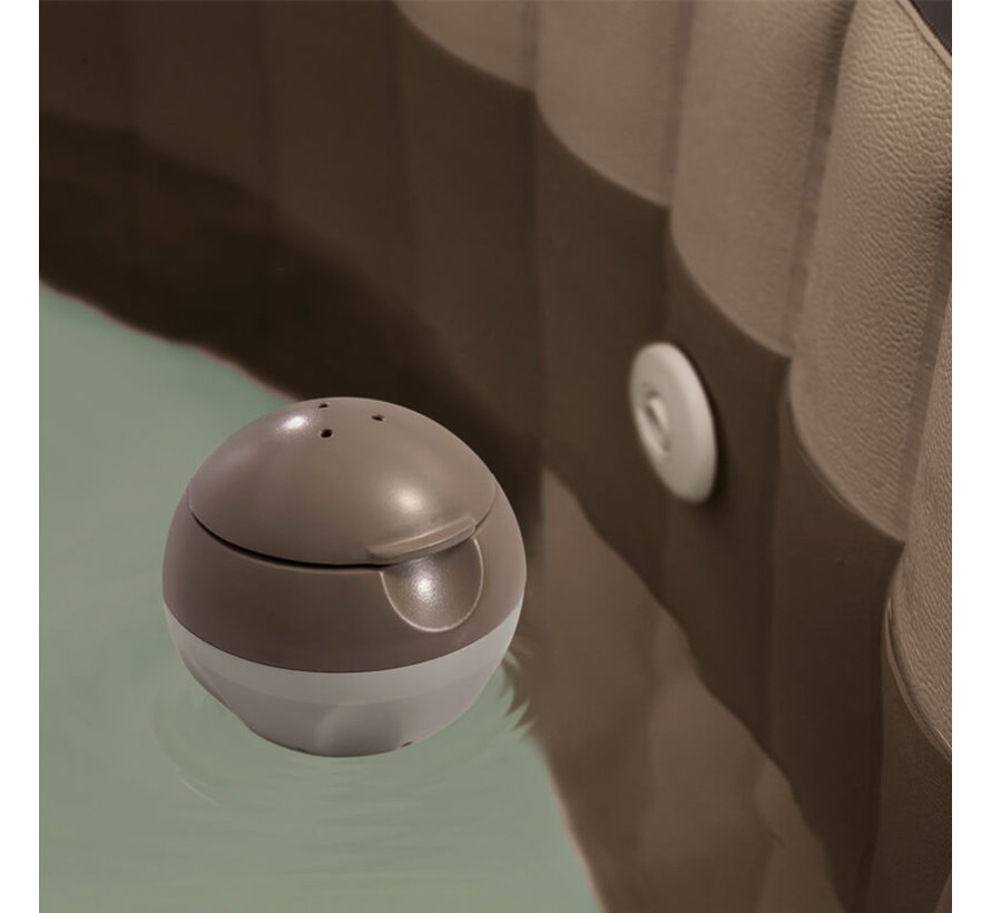 Intex PureSpa - Opblaasbare Bubbel Spa - 6 personen