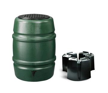 Harcostar Regentonset Harcostar - 168 Liter Groen + Voet