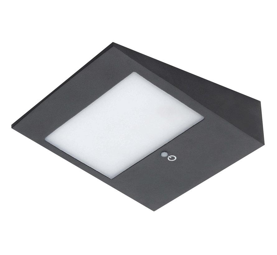 Solar wandlamp - Finmotion