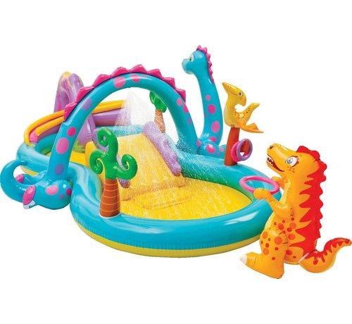 Intex Speelzwembad - Dino land