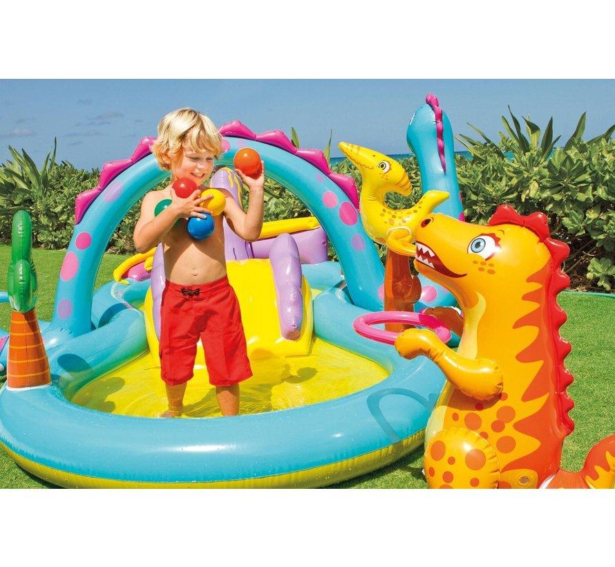 Speelzwembad - Dino land