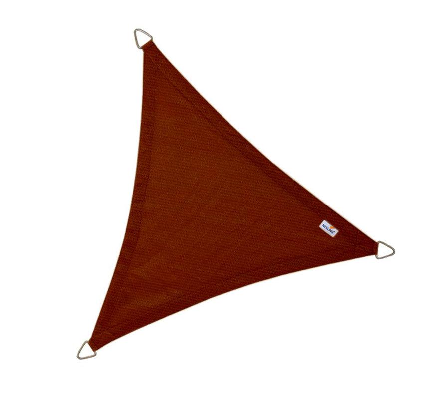 Schaduwdoek Driehoek - 5 x 5 x 5 meter