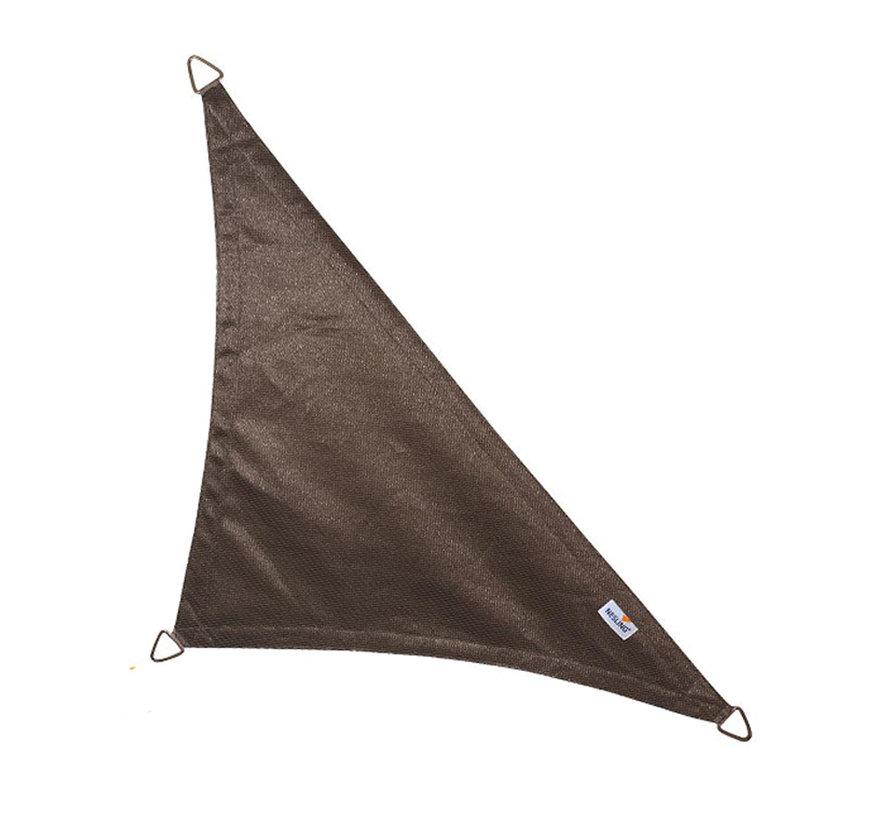 Schaduwdoek Driehoek 90° - 5 x 5 x 7,1 meter