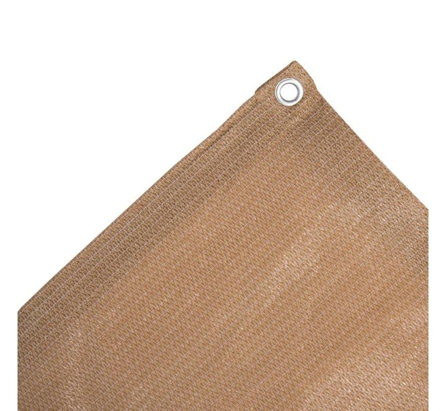 Balkondoek 0,8 x 5 meter - Zand