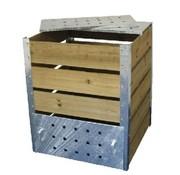 De Wiltfang Compostbak - 470 liter