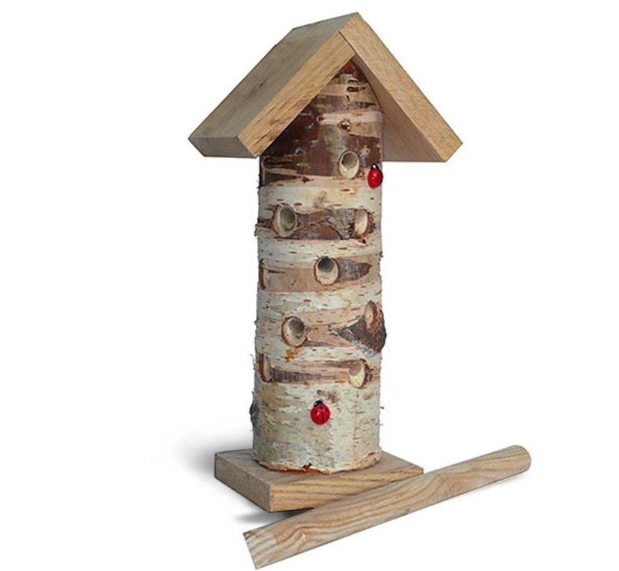 Lieveheersbeestjeshuis - Toren