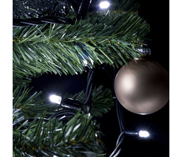 LumenXL Kerstverlichting - 10 meter - Koud wit