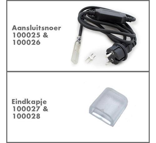 LumenXL Accessoires voor 230V LED Lichtslang