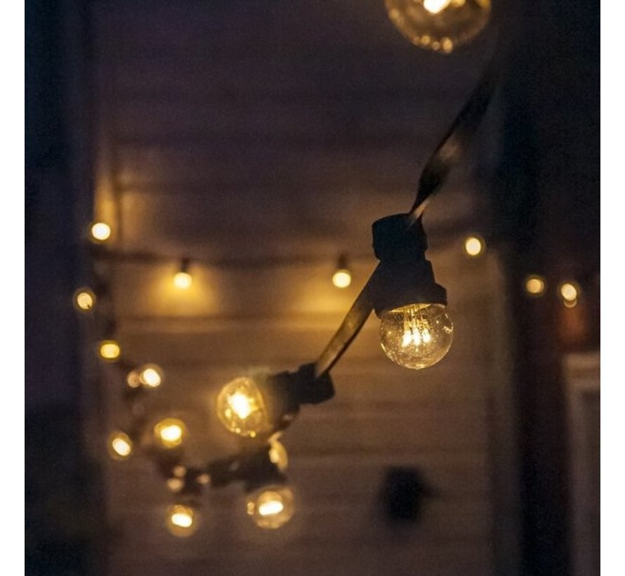 Prikkabel verlichting - Warm wit
