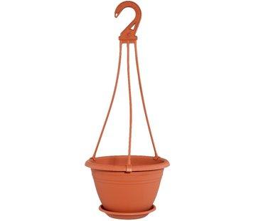 Geli Hangpot Galicia - Terracotta - 20 - 30 cm