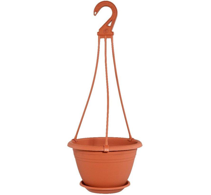 Hangpot Galicia - Terracotta - 20 - 30 cm