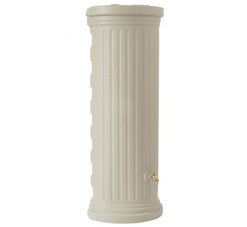 Garantia Regenton Column Muur - 550 liter - Zandbeige - Tweedekans
