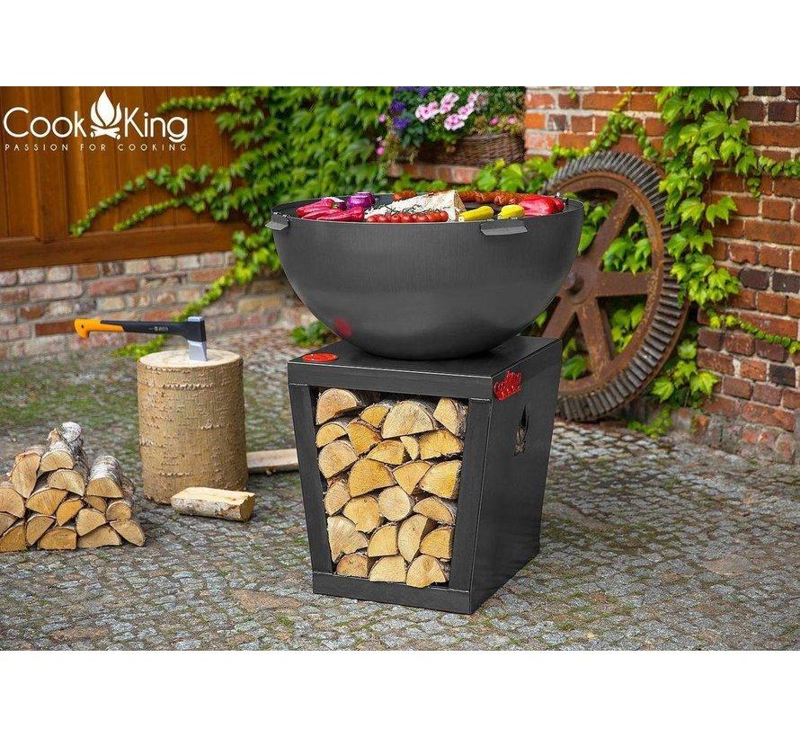 Barbecue Premium Grill - Santos