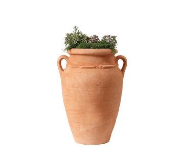 Garantia Bloempot Antique Amphore - Terracotta - 90 liter