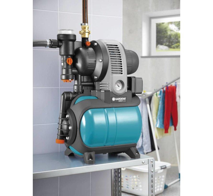 Gardena Hydrofoorpomp met watertank 3000/4 eco