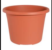 Geli Bloempot CYLINDRO ø 50 cm - Terracotta