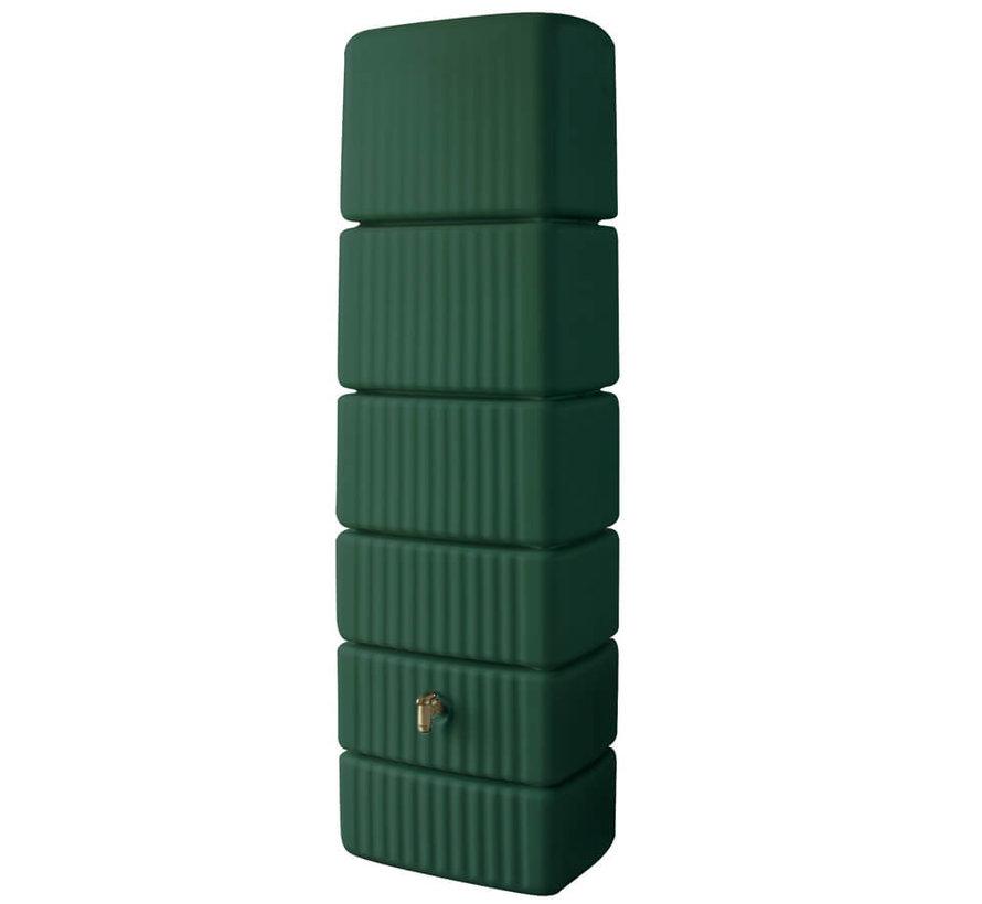 Regenton Slim Groen 300 liter - Tweedekans